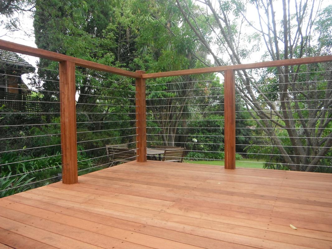 Wire balustrade systems australia